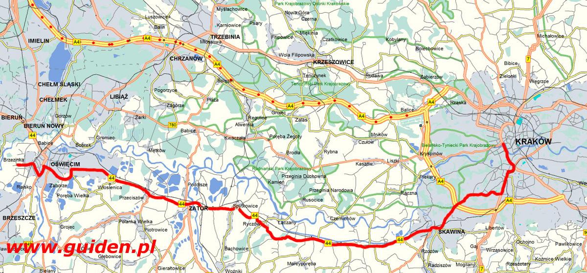 auswitch karta GUIDEN.PL   Besök koncentrationslägret Auschwitz Birkenau med en  auswitch karta